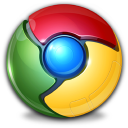 Browser logo chrome
