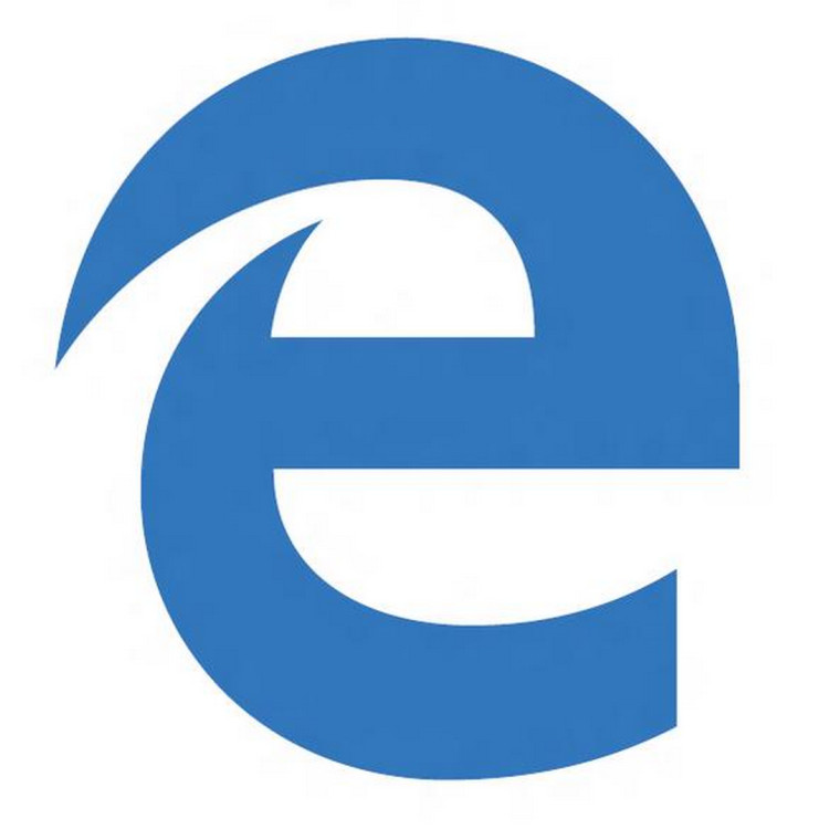 Browser logo edge