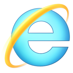 Browser logo ie